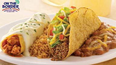 On The Border Mexican Grill - Homestead Business Directory
