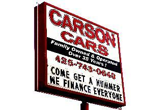 Carson Used Cars