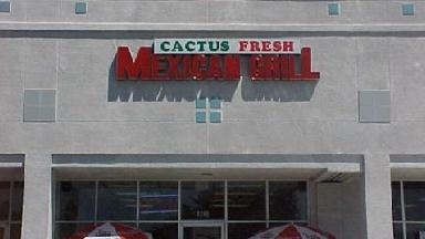 Cactus Fresh Mexican Grill - Homestead Business Directory