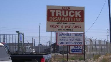 A Truck Van & Suv Used Parts - Homestead Business Directory