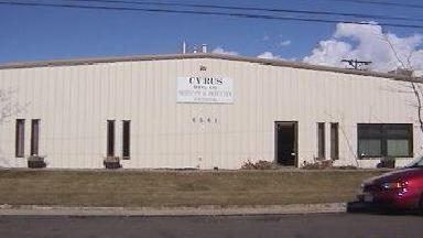 Cyrus Manufacturing Co - Homestead Business Directory