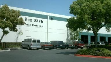 Sun Rich Fresh Foods Inc - Homestead Business Directory