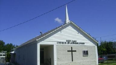New Zion Church Of God - Homestead Business Directory