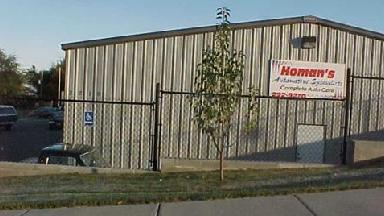 Homan's Automotive Specialists - Homestead Business Directory