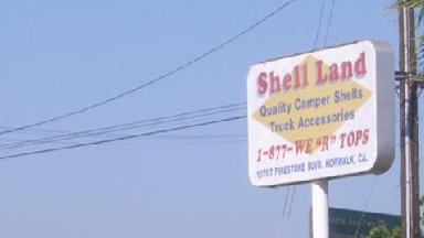 Shell Land Truck Tops - Homestead Business Directory