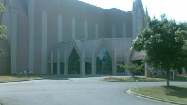 Calvary Church - Charlotte, NC