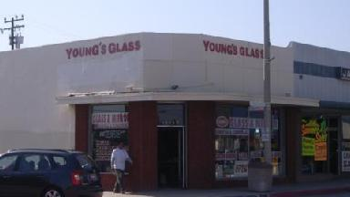 Youngs Glass - Homestead Business Directory