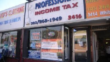Professional Income Tax Svc - Homestead Business Directory