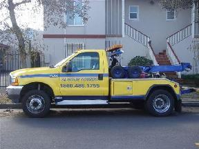 Auto Towing - Mountain View, CA