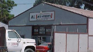 A-1 Auto Dismantlers