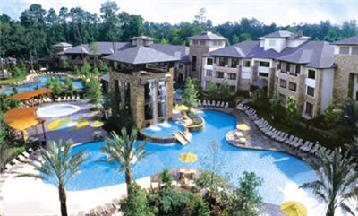 Woodlands Resort & Cnfrnc Ctr - Spring, TX