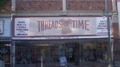 Threads Of Time - Homestead Business Directory