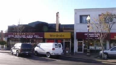 Wardrobe Cleaners - South San Francisco, CA