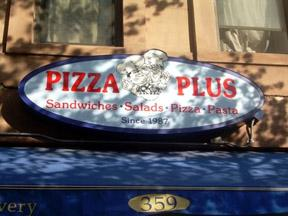 Pizza Plus Inc
