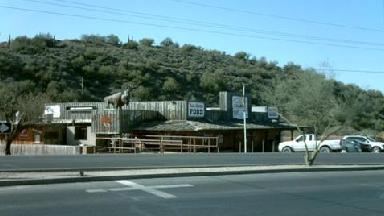 Buffalo Chip Saloon-steakhouse
