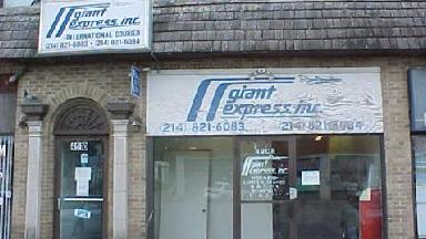 Giant Express Inc - Homestead Business Directory