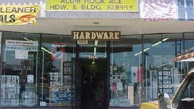 Alum Rock Hardware - Homestead Business Directory