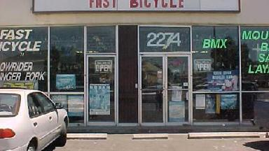 Fast Bicycle - Homestead Business Directory