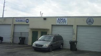 Bowla Motor Works - Homestead Business Directory