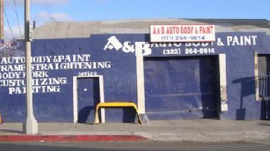 A & B Auto Body - Homestead Business Directory