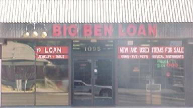 Big Ben Loan Office Inc - Homestead Business Directory