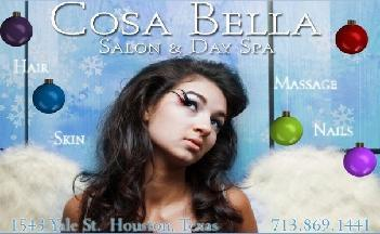 Cosa Bella Salon & Day Spa - Houston, TX