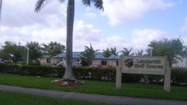 City Of Lauderhill Golf Course - Homestead Business Directory