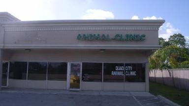 Quad City Animal Clinic - Homestead Business Directory