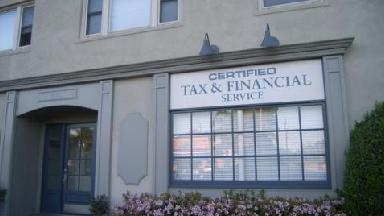 Certified Tax & Financial Svc - Homestead Business Directory