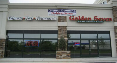 Golden Seven Asian Cuisine &amp; Grill