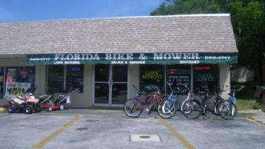 Florida Bike & Mower - Homestead Business Directory