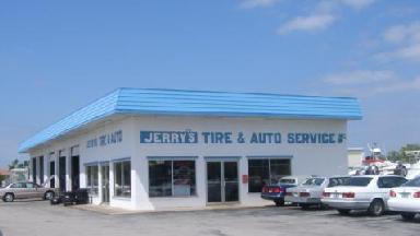 Jerry's Tire & Auto Svc Inc - Homestead Business Directory