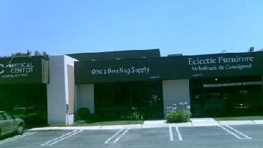Oba's Bowling Supplies - Brea, CA