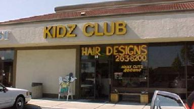 Kids Club Hair Design - Milpitas, CA