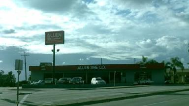 Allen Tire Co - Homestead Business Directory