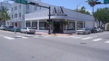 A/x Armani Exchange - Homestead Business Directory