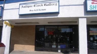 Antique Clock Gallery - Homestead Business Directory