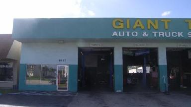 Giant Tire & Auto Repair - Homestead Business Directory