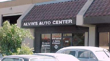 Alvins Auto Ctr - Homestead Business Directory