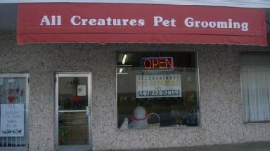 All Creatures Pet Grooming Inc
