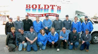 Boldt's Plumbing & Heating Inc - Baldwin, WI