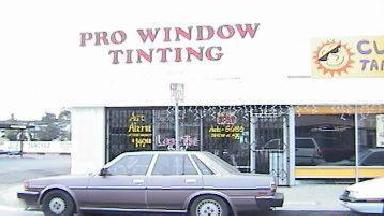 Pro Window Tinting Auto Alarms