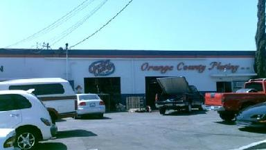 Orange County Plating Co Inc - Homestead Business Directory