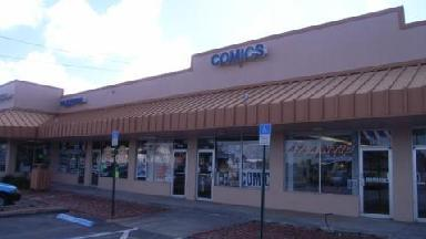 Phil's Comic Shoppe - Homestead Business Directory