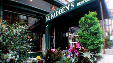 Mc Faddens Restaurant & Bar
