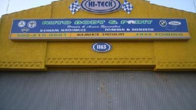 Hi Teck Auto Body & Repair Ctr - Homestead Business Directory