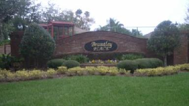 Brantley Place Gate Entry - Homestead Business Directory