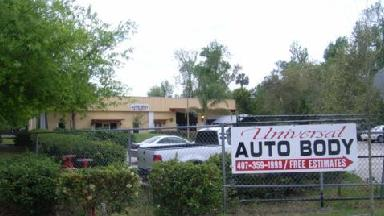 Universal Autobody Svc - Homestead Business Directory