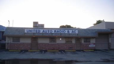 United Auto Radio & Ac