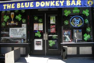 The Blue Donkey Bar
